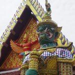 タイの伝統舞踊をどうしても見たかったという話。