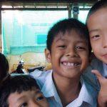 カンボジアの子供たちと遊ぶ。愛センターボランティア記。Vol.2