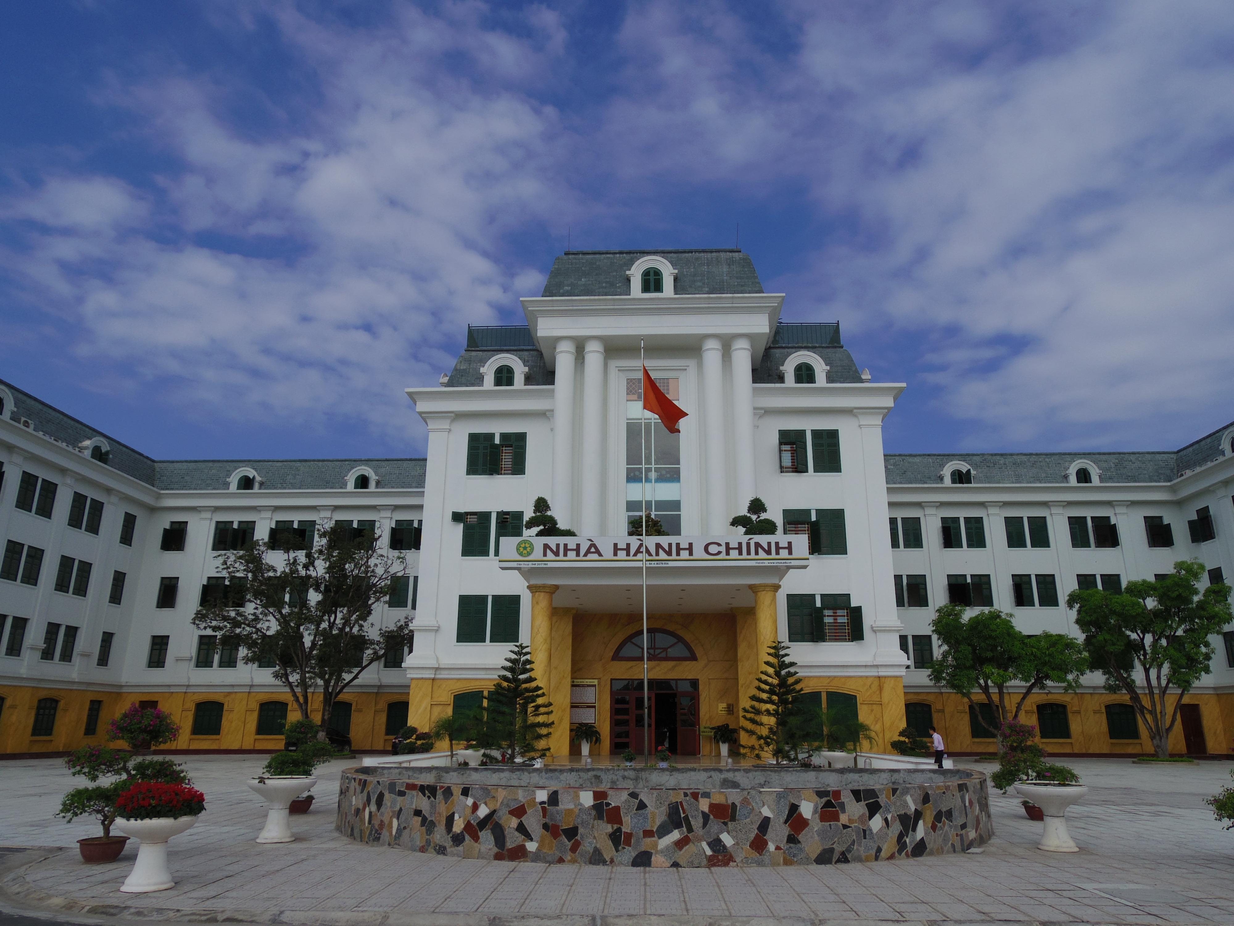ベトナムの獣医の大学ってどんなだろう?