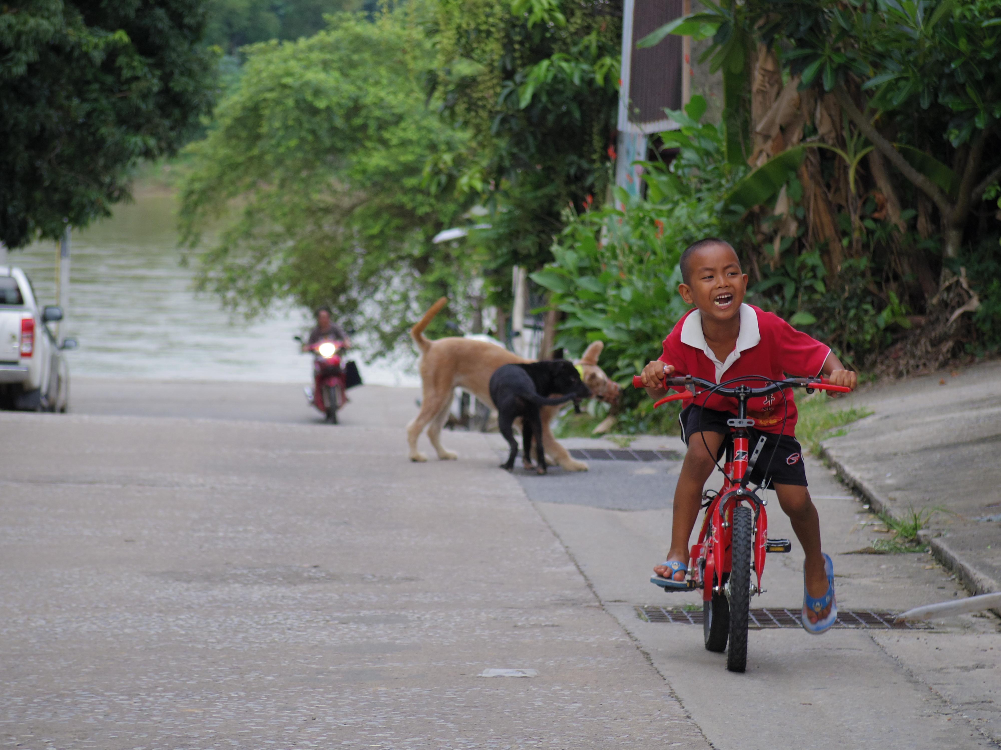 ラオス〜タイ〜ミャンマーのこと。