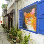 アートと猫を愛する町、ジョージタウン。その2。