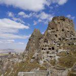 【行き方詳細】カッパドキアの要塞・ウチヒサル城。奇岩地帯で迷子になる。