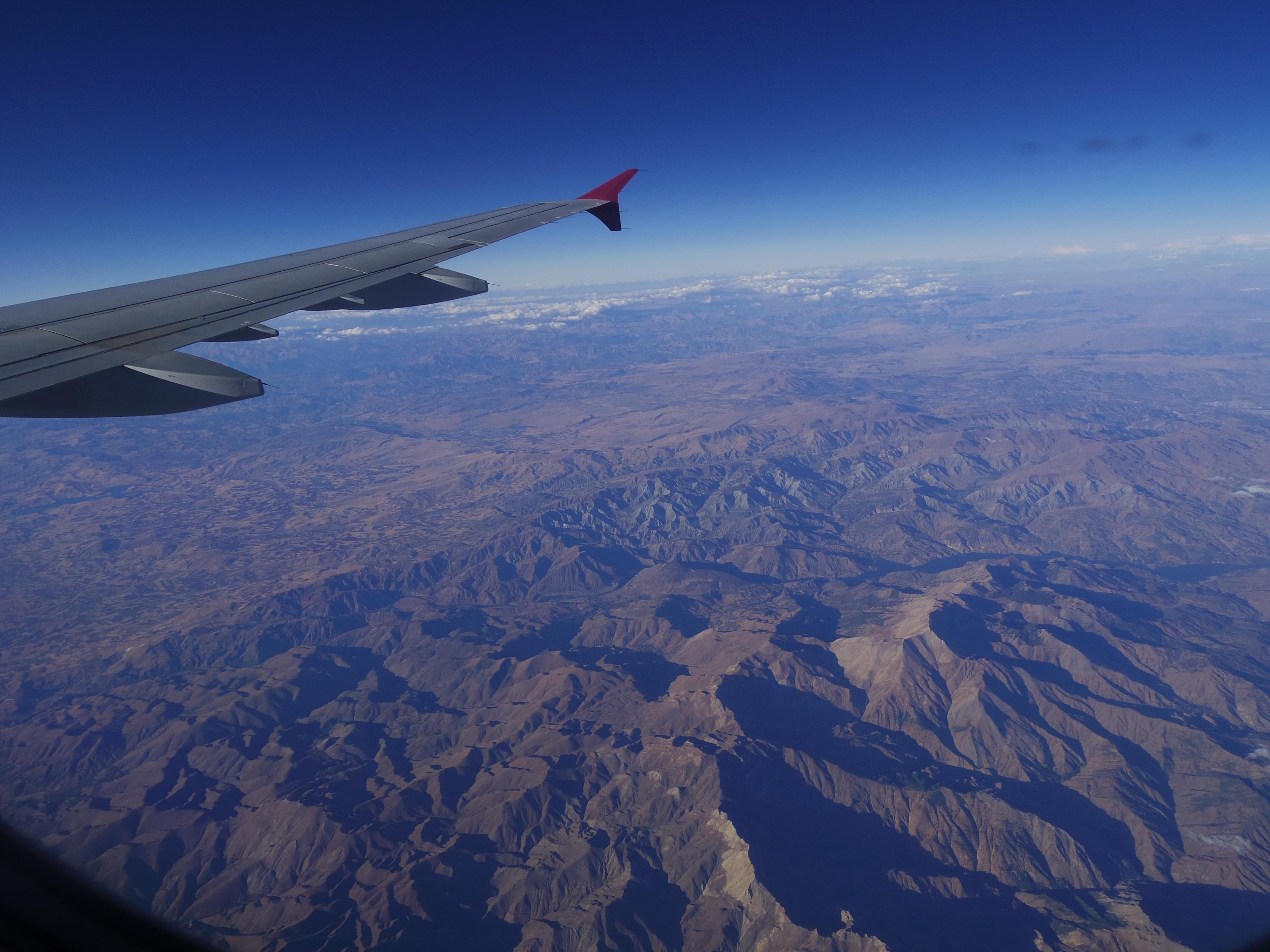 カタール空港とカタール航空は色々と独特だった。