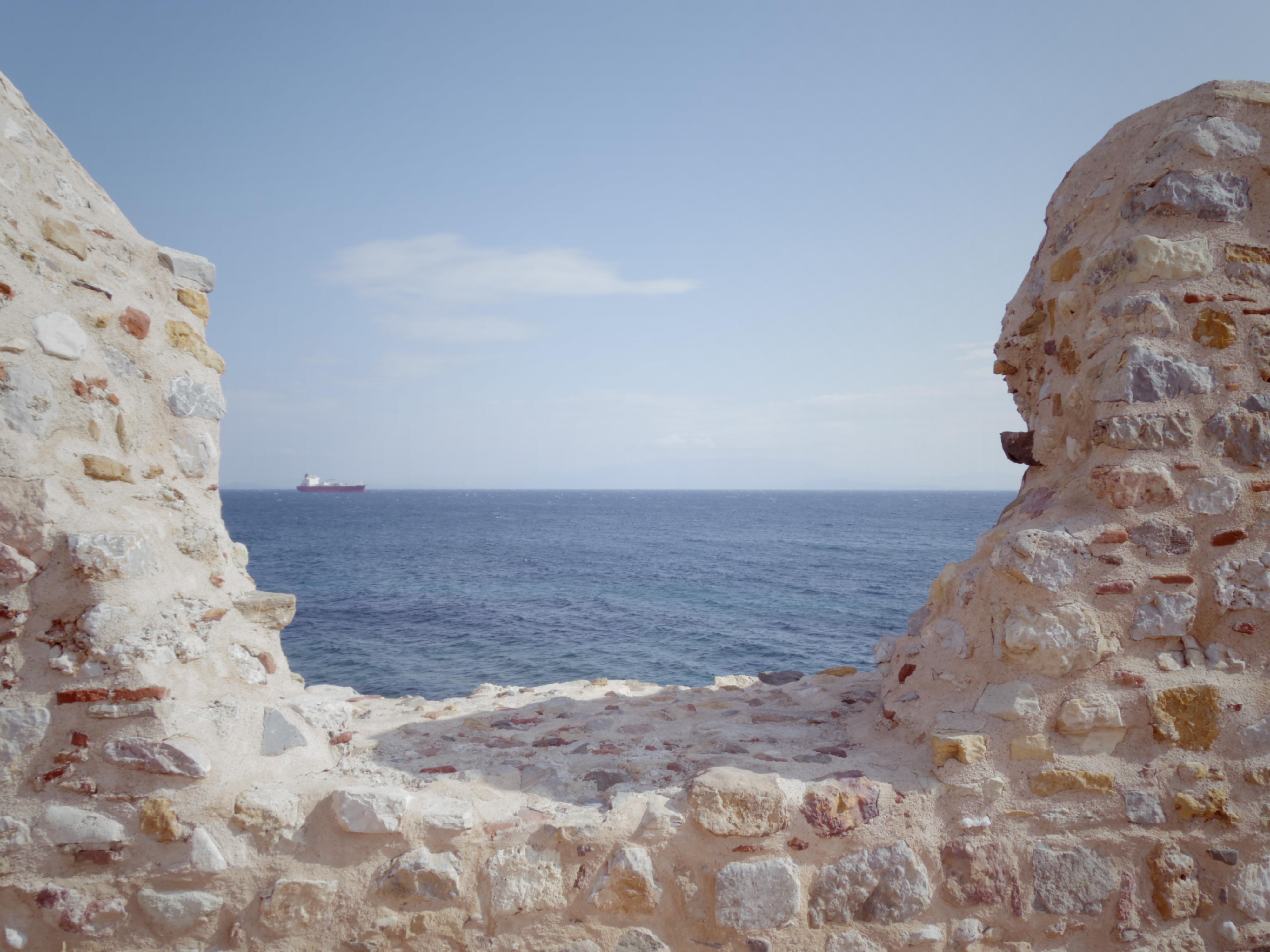 アテネからキオス島へ。エーゲ海を渡る。(キオス島のバス情報も!)