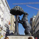 マドリードからリスボンへバス移動。スペインのバスクオリティが高くて快適だった。