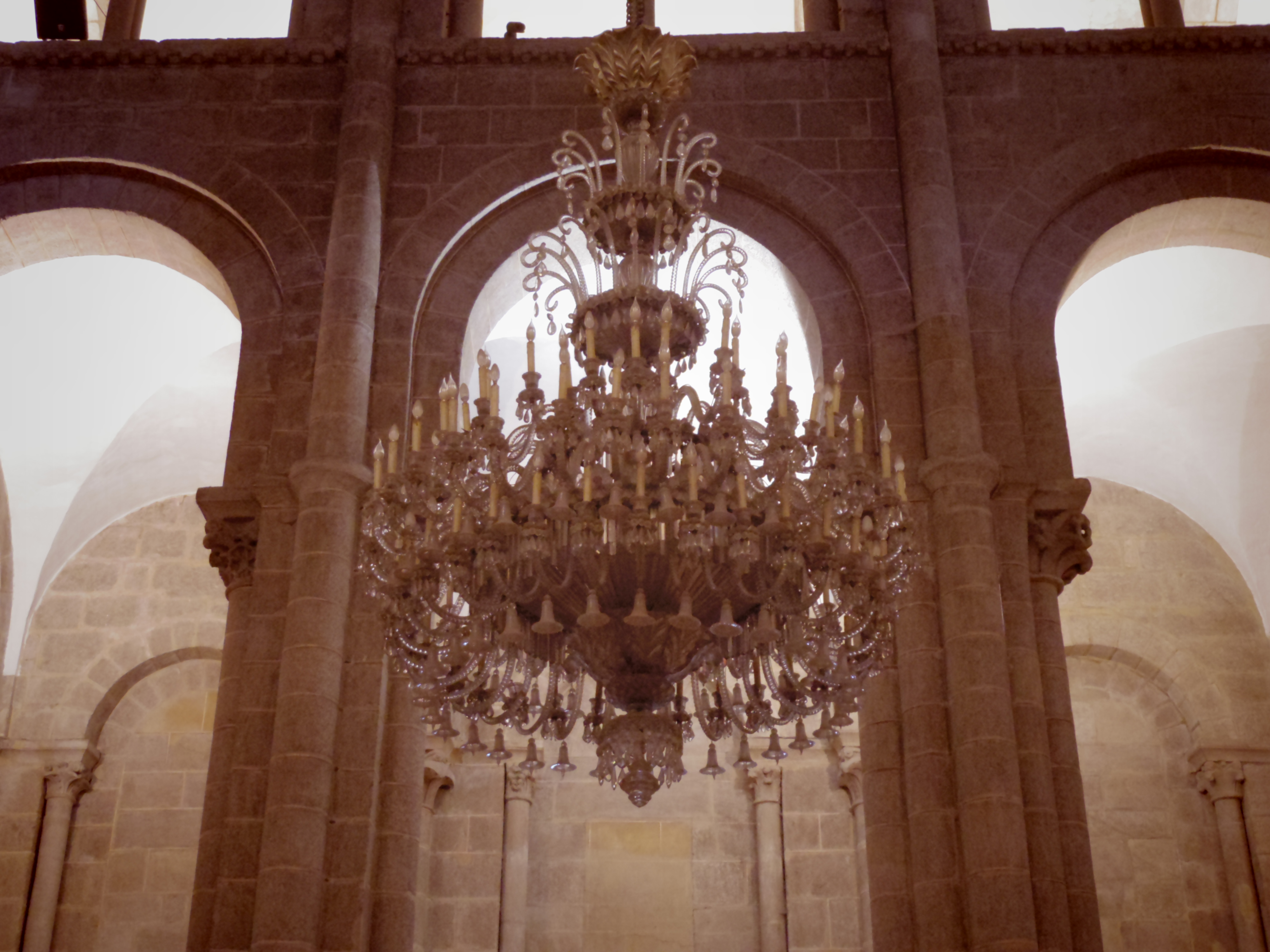 サンティアゴ・デ・コンポステーラの大聖堂のミサがエキサイティングすぎる。