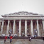 イギリスが誇る大英博物館に行って来た。入場料は無料です。