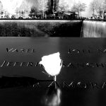 9.11.ワールドトレードセンター跡地に行って来た。