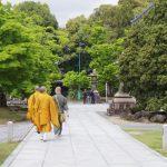 【日本プチ縦断 in 京都】京都3日目。京都御所と水炊き。
