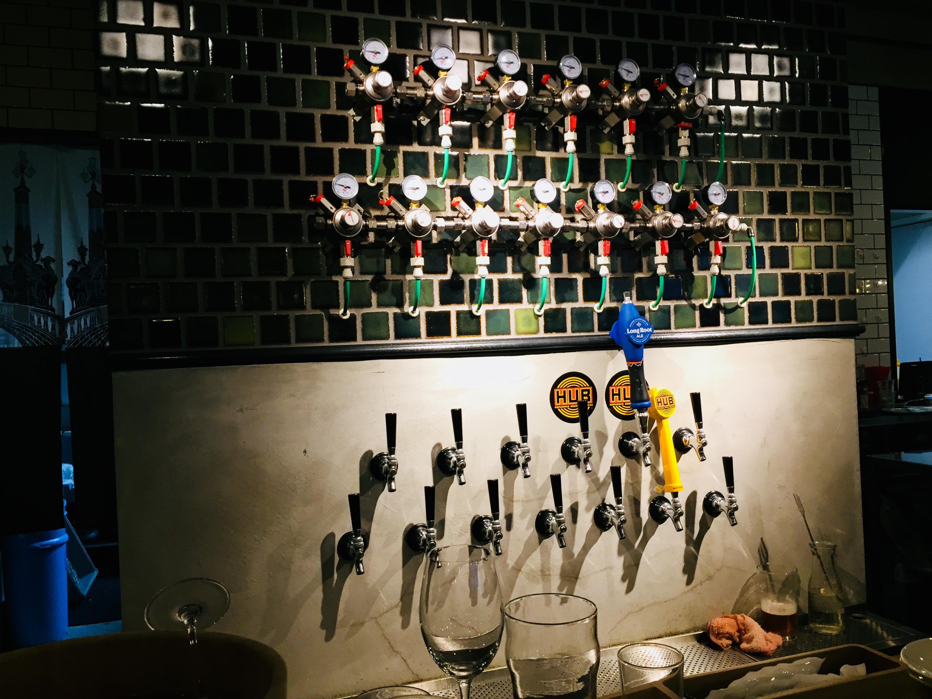 【日本プチ縦断 in 関東】ポポと、ビールと、もつ鍋と、ジン。