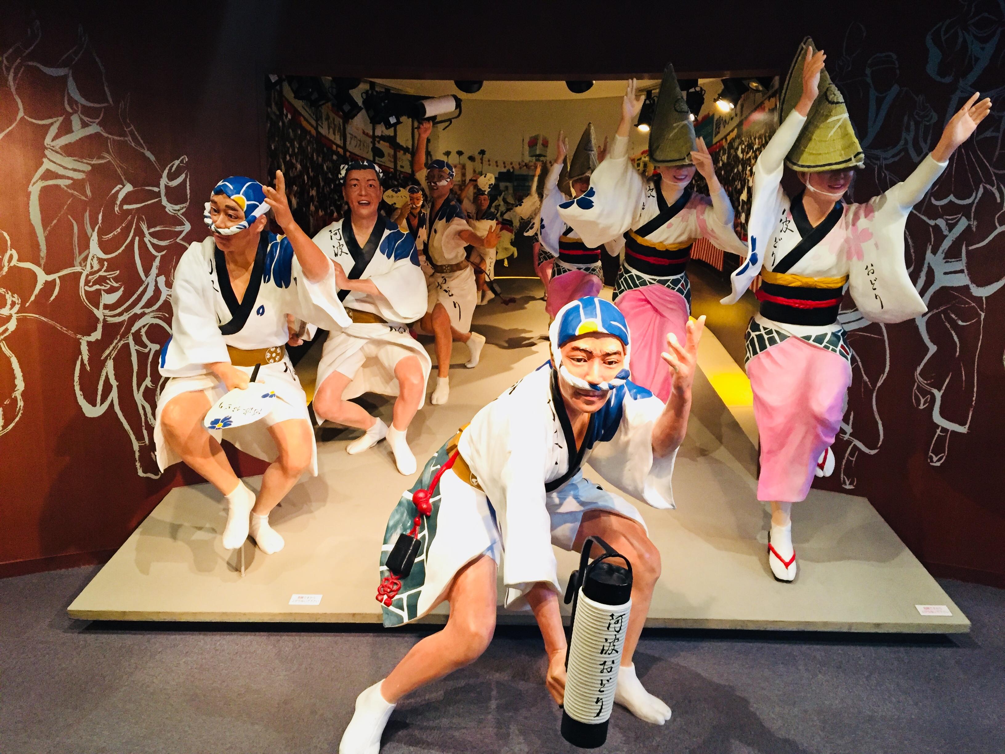 【日本プチ縦断 in 徳島】徳島ラーメンと阿波踊りと不思議な出逢い。