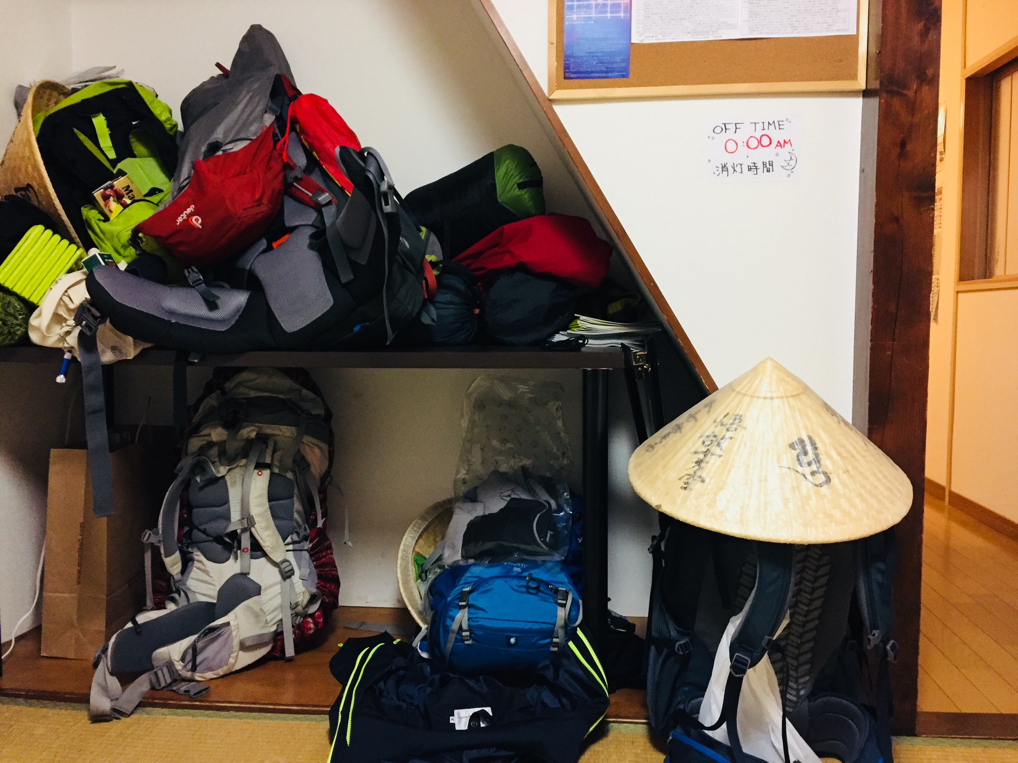 【日本プチ縦断 in 四国】ヒッチハイクで高知へ。ゲストハウスは外国人のお遍路さんだらけ。